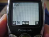 ICE kännykän näytössä
