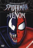 Hämähäkkimies ja Venom -DVD:n kansi