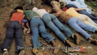Ruumiita Jonestownissa