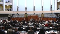 Eduskunnan täysistunto 10.9.2008