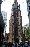 Trinity Church, Wall Street, New York City