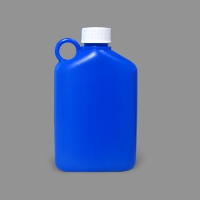 Plastexin sininen, muovinen taskumatti