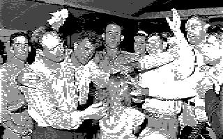 Lasta siunaavia helluntailaisia (C64)