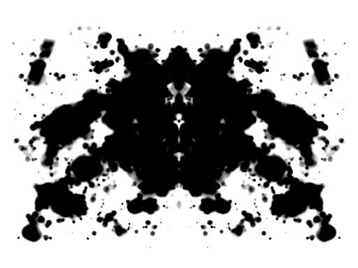 Symmetrinen musteläiskä