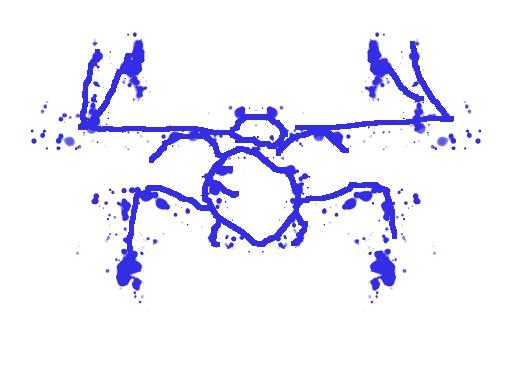 Skorpionilukki-tulkinta musteläiskästä