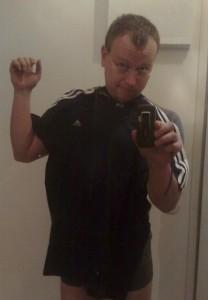 Jani Adidas-paidassa