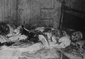 Mary Jane Kelly, Viiltäjä-Jackin viides uhri