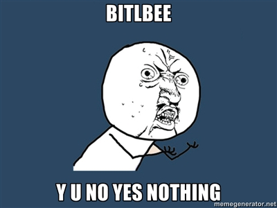 BitlBee: Y U NO YES NOTHING